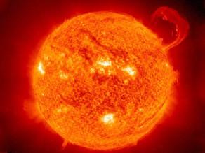 השמש התחילה מחזור חדש, והוא עשוי להיות אחד החזקים אי פעם