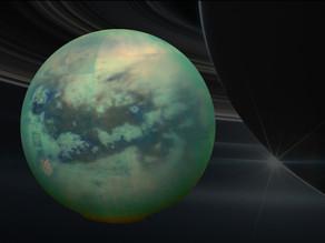טיול בטיטאן, הירח של שבתאי