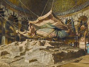 אבן השתיה בירושלים