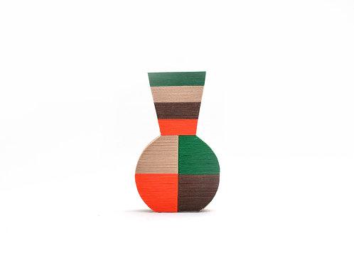 Vase Goshiki Pot   <Orange>