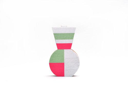 Vase Goshiki Pot   <Pink>