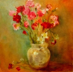 Carnations For The Lady, Patricia Corbet