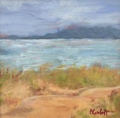 Nature's Promise, Patricia Corbett, Oil,