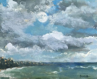 By The Light Of The Moon, Patricia Corbe