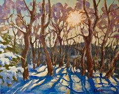 Sundance, Patricia Corbett, Oil,24x30, $