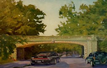 Puson Ridge Rd Bridge, Patricia Corbett,