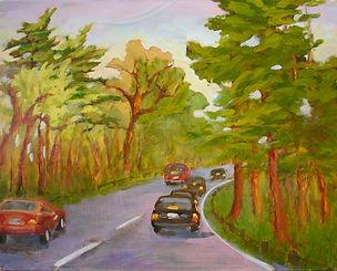 Primavera, Patricia Corbett, Oil, 21x24