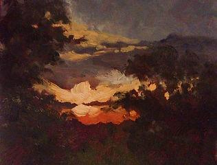 Inflammatus!, Patricia Corbett, Oil, 11x