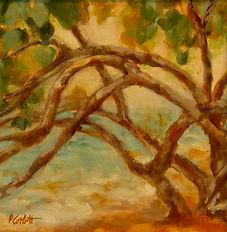 Uba de Playa, Patricia Corbett, Oil, 10x