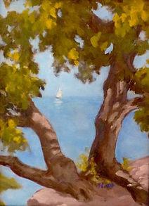 Chaffinch Island View, Patricia Corbett,