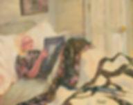 Story Time, Patricia Corbett, Oil, 11x14