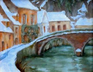 Living On The Canal, Semu en Auxois, Bur