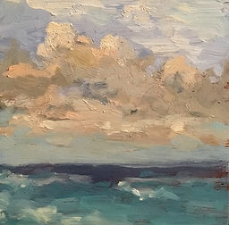 Soft Day On The Beach, Patricia Corbett,