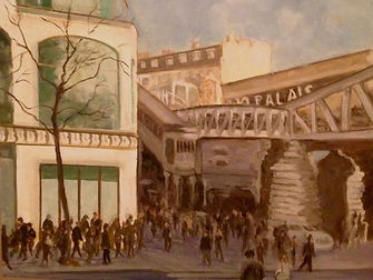 The Last Metro, Barbes, Patricia Corbett