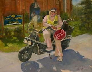 Bess, Patricia Corbett, Oil, 16x20, $180