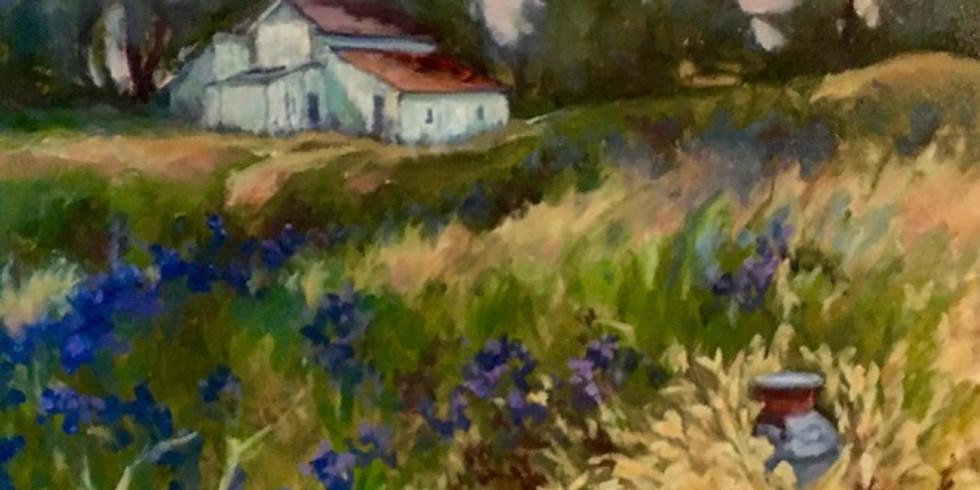 Clinton Art Society: Spring Florals