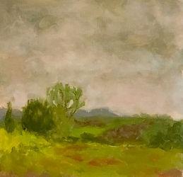 Tuscan Reverie, Patricia Corbett, Oil, 8