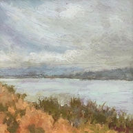 New Beginnings, Patricia Corbett, Oil, 5