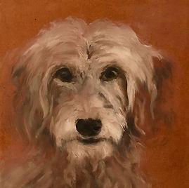 Kona, Patricia Corbett, Oil, 6x6, $400.j