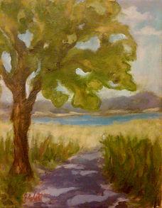 Leete's Island Myth, Patricia Corbett, O