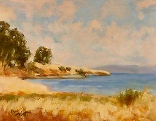 Bodega Bay Sunshine, Patricia Corbett, O