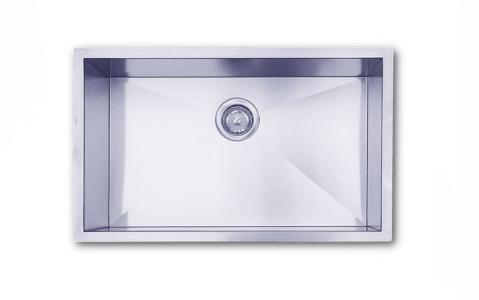 Zero radius sink