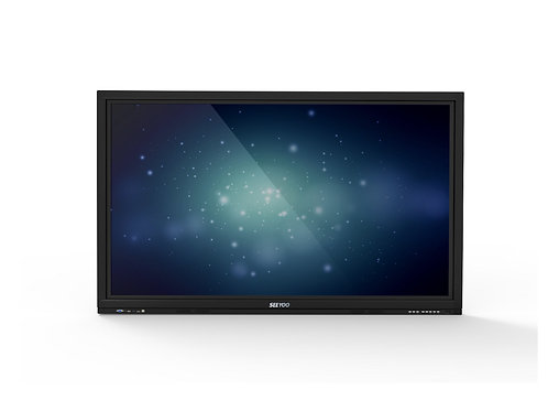 "AWB-6507 65"" Multi Touch Display Electronic White Board Interactive Smart Board"
