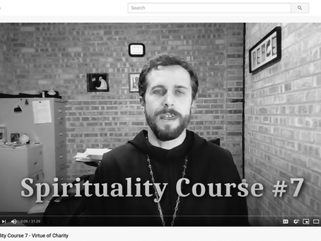 Abbot Austin Offers Course on Spirituality