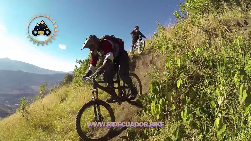 Ride Ecuador