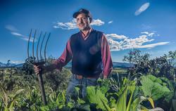Milk Farmers' Portraits