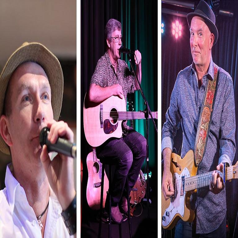 The Session w/ Ben Little, Martin Marnell, Wayne Tritton
