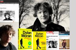 PUBLICITY IMAGES FOR DYLAN MORAN