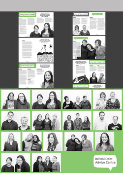 BDAC Staff & ANNUAL REPORT 2013