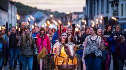 Monmouth Lantern Parade