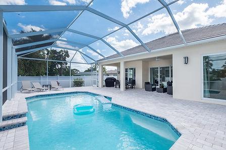 Pool Villa Kristin Naples Florida mieten