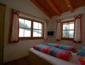 Typ E - Schlafzimmer