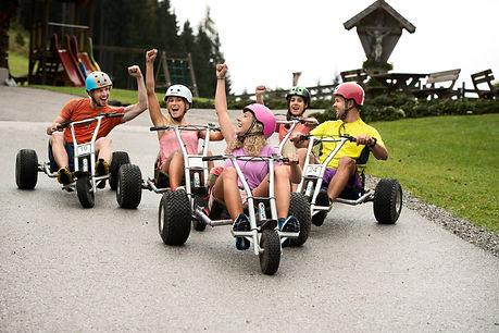 Mountain Cart in Flachau