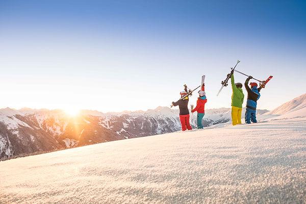 Winter in Ski amadè