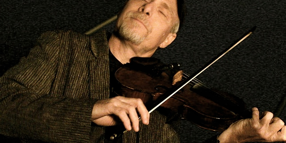 Cajun Fiddle Workshop and Concert with David Greely