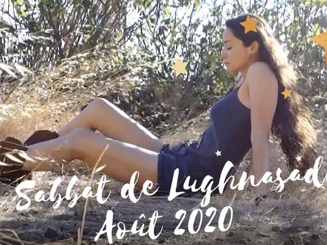 Le Sabbat de Lughnasadh - 2 août 2020 ♥