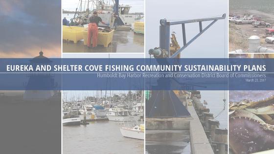 FCSP Presentation at Humboldt Bay Harbor District