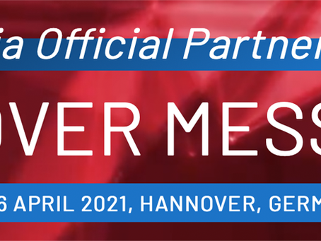 Great news! Manouv at Hannover Messe 2021!