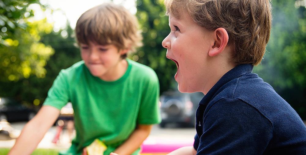motivos da ansiedade em crianças