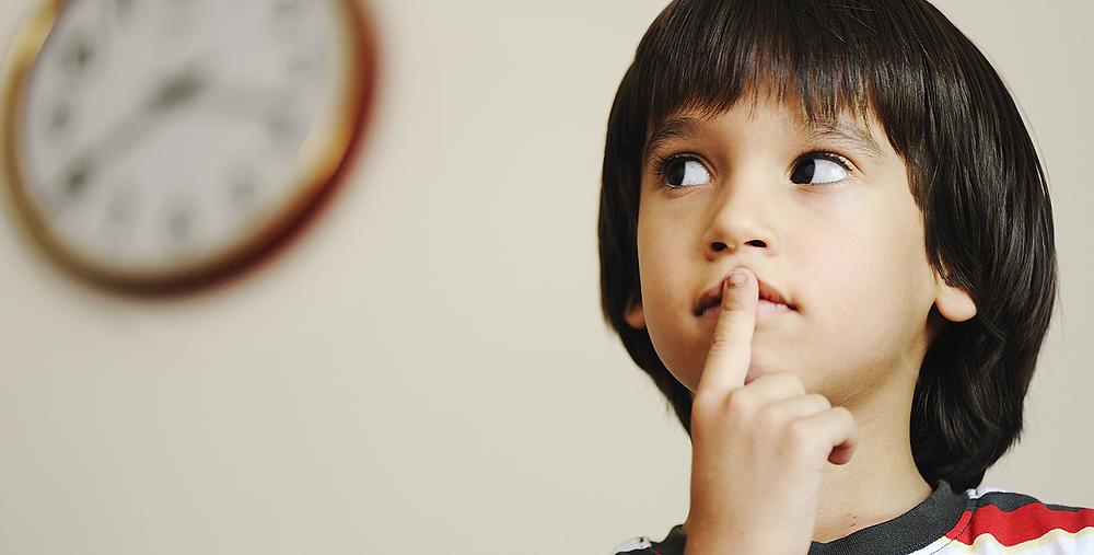 informações sobre a ansiedade infantil
