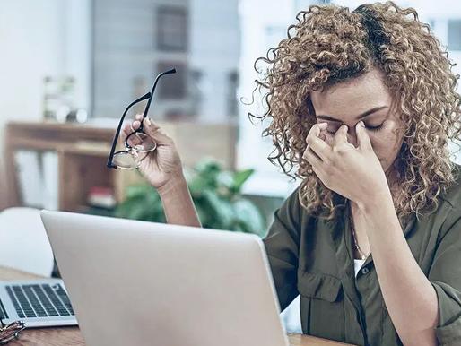 A desorganização pode ser sintoma de transtorno emocional?