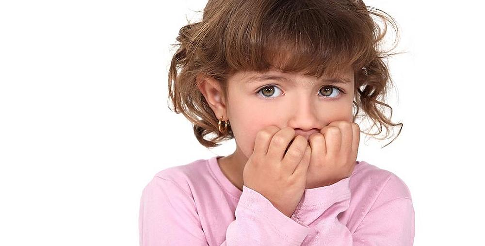 explicação de ansiedade para crianças