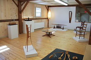 Woodworking and Fine Furniture on Display