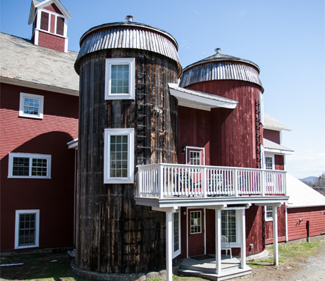 The Silo Apartments