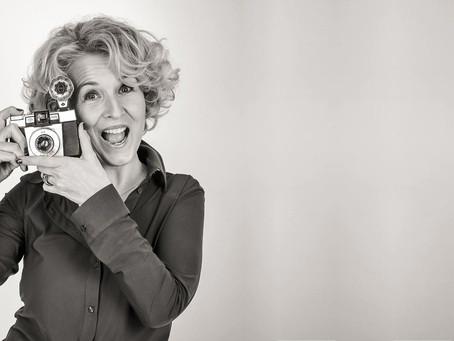 Tijd voor een nieuwe website Fotografie by Annelies