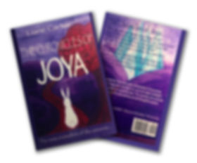 The Chronicles of Joya book cover.
